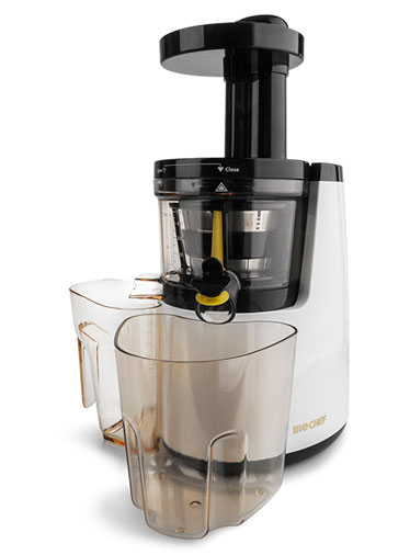 Biochef Atlas Cold Press Juicer Review : BioChef Cold Press Juicers Manufacturer